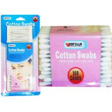 60 of 550 Piece Cotton Swabs