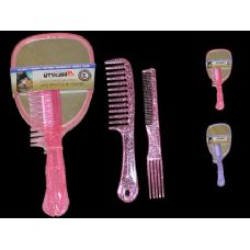 72 of MIRROR+COMB SET 2PCS PLS