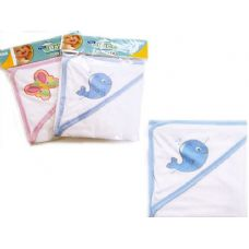 96 of Baby & Kids' Hooded Towel in Pink and Blue