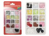 144 of BUTTON SET W/DISPLAY BOX