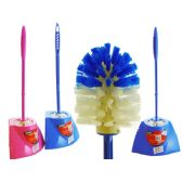 72 of TOILET BRUSH W/HOLDER
