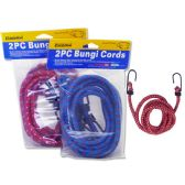 """96 of Bungi Cords 2pc Asst Color Size: 48"""""""