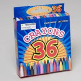 36 of Crayons 36ct