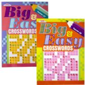 120 of Crosswords Big & Easy 2 Asst In Floor Display