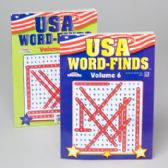 24 of Word Find Usa 96pg 2 Title In 24pc Counter Display