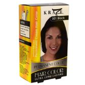 48 of Kraze Hair Color Black