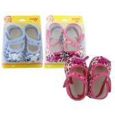 72 of Baby Shoe Butterfly Design