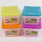 48 of Shoe Box 13 X 7.75 X 4.5 6 Qt Clear Bottom/4 Color Lids In Pdq #prime Shoe Box