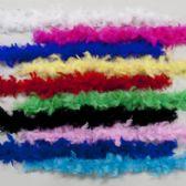 120 of Boa Maribu Feather 48in Long 10asst Colors