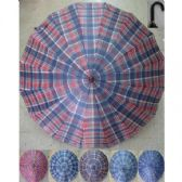 36 of Checkered Folding Umbrella