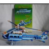 60 of 3d plane puzzles (4 styles available)