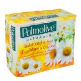 36 of Palmolive Soap 4pk 100g Balanced & Mild