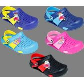 60 of Girls Summer Clogs Assorted Colors