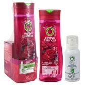 24 of Herbal Essence Shampoo W/free Dry Shampoo Rose