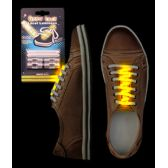 288 of Glow Shoe Laces - Yellow