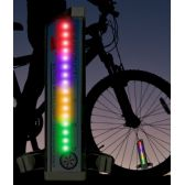 72 of LED Bicycle Kaleidoscope Light