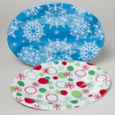 36 of Christmas Serving Platters