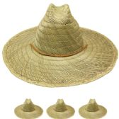 24 of ADULTS SUMMER STRAW HAT