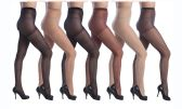 72 of Isadora Comfort Sheer Pantyhose( Beige Color Only)