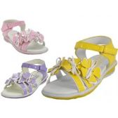 24 of Toddlers 3 Flower Top Sandals.