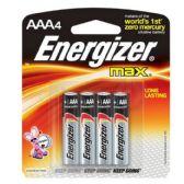 24 of ENERGIZER AAA-4 E92B4 Alkaline card of 4