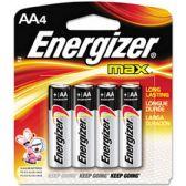 24 of ENERGIZR AA-4 E91B4 Alkaline card of 4