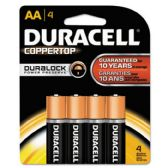 28 of DURALOCK AA-4 MN1500B4 carded