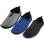 """36 of Men's Zipper """"Wave"""" Water Shoes"""