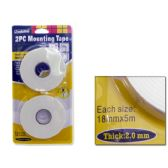 144 of Mounting Tape 2 Pcs 2x5m L X1.