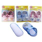 72 of Family Maid Baby Shoes in Assorted Colors