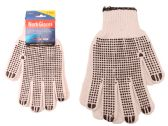 144 of 1 Pair Working Gloves With Grip Dots