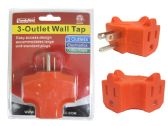 72 of 3 Outlet Wall Tap
