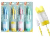 96 of Baby Bottle Brush & Nipple Brush Set