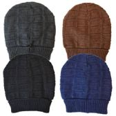 48 of Womens Cable Knit Winter Beanie Hat