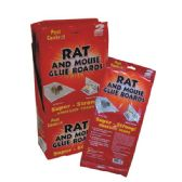 48 of Pest Control Rat & Mouse Glue Board 2PK Display