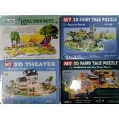 24 of Large 3D Theather Puzzle