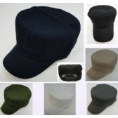 12 of Cadet Hat [Solid]--COTTON