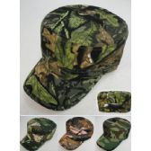 12 of Cadet Hat [Assorted Camo]