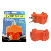 96 of 3 plug outlet adapter