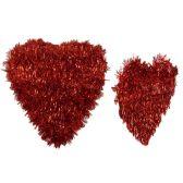 """96 of Garland Heart 11.8x11"""""""