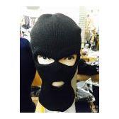 96 of Black 3 Hole Ski Mask