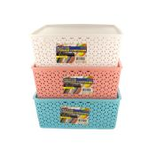 12 of Multi-Use Home Storage Container with Lid