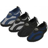 "36 of Men's ""Wave"" Water Shoes in Assorted Colors"