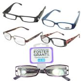 100 of Foster Grant Reading Glasses Strong