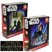 24 of STAR WARS JIGSAW PUZZLE COLLECTION