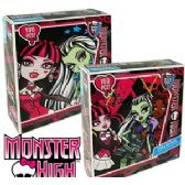 36 of MONSTER HIGH JIGSAW PUZZLES