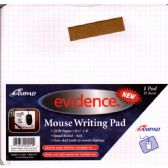 """48 of AMPAD """"Evidence Mouse & Graph Pad 25 sheets"""