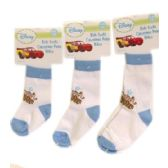 144 of Disney Cars Socks