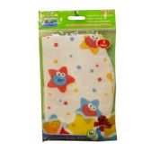 72 of Sesame Street Disposable Baby Bib