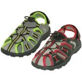 24 of Youth's Hiker Sport Sandals